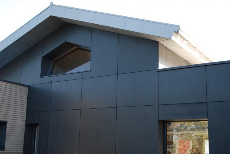 Bardage Panneaux fibres-ciment Architect