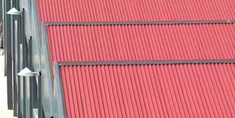 Plaques métalliques – Bac acier - Agence Connan