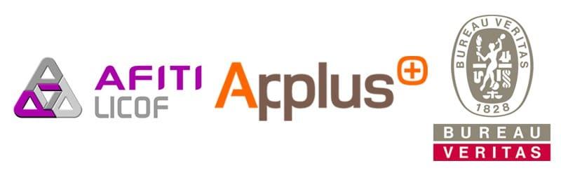 Logo AFITI LOCOF - APPLUS+ - Bureau Veritas