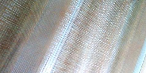 Plaque ondulée fibres-ciment